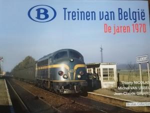 Treinen van België De jaren 1970