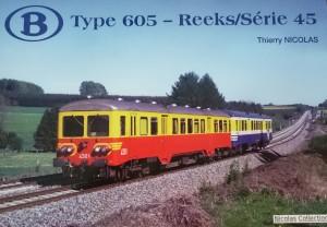 Type 605 - Reeks/Série 45