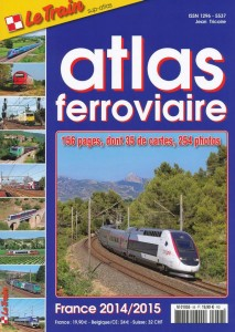 Atlas ferroviaire France 2014-2015