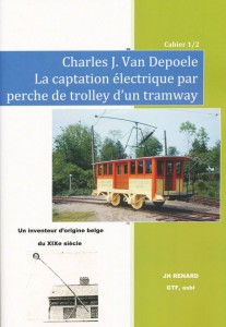 La captation électrique par perche de trolley d'un tramway (volume 1)