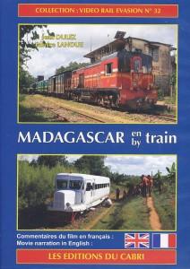 Madagascar en Train