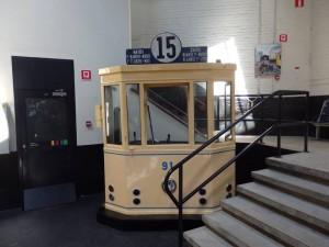Tram 91 plaque 15