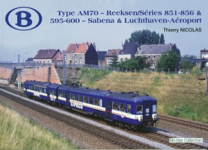 Type AM70 - Reeksen/Séries 851-856 & 595-600 - Sabena & Luchthaven-Aéroport