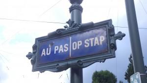 """Place """"Au pas"""""""