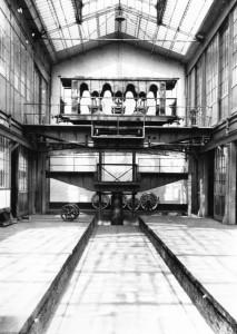 Atelier Cureghem 1900
