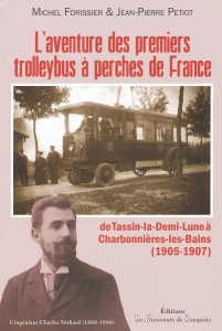 L'aventure des premiers trolleybus à perches de France