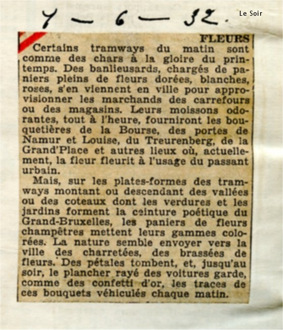 Revue de Presse (1 juin 1932)