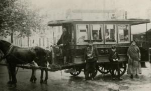 Omnibus de pavés - Central Car
