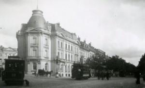 Tramway 668 (Place Stéphanie)