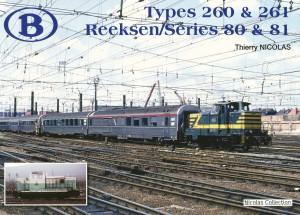 Types 260 & 261 Reeks/Séries 80 & 81