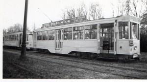 Le terminus de Tervuren en 1947