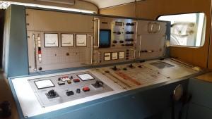 Intérieur camion 611