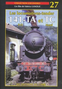 Les locomotives-tender 141-TA et TC