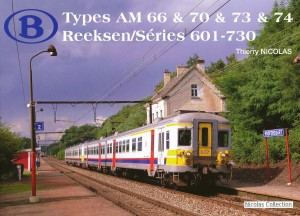 Types AM 66 70 73 74 - Reeksen/Séries 604-730