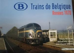 Trains de Belgique Années 1970