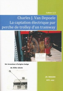 La captation électrique par perche de trolley d'un tramway (volume 2)