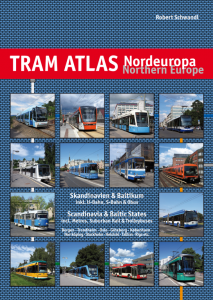Tram Atlas Nordeuropa-Northern Europe