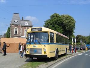 Autobus 8441 place Wiener