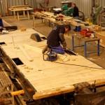 Construction du plancher 301 ACCIM