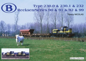 Type 230.0 & 230.1 & 232 Reeksen/Séries 90 & 91 & 92 & 99