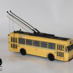 Trolleybus 6009