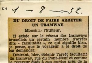 Revue de Presse (1er août 1932)