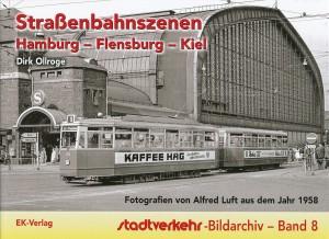 Strassenbahnszenen Hamburg Flensburg Kiel