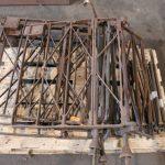 MTUB 1428 en rénovation - portelles de plates-formes