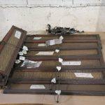 MTUB 1428 en rénovation - aérateurs de toiture
