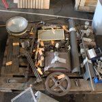MTUB 1428 en rénovation - accessoires divers