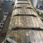 MTUB 1428 en rénovation - toiture