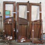 MTUB 1428 en rénovation - portes et cloisons intérieures
