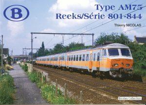 Type AM 75 Reeks/Série 801-844