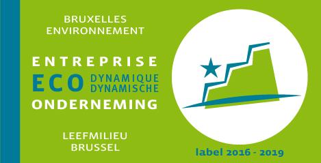 Label Eco-dynamique 2016-2019