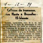 Revue de Presse (1er décembre 1929)