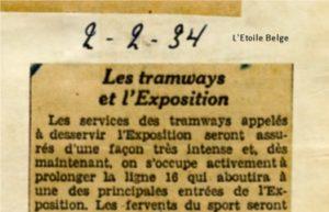Revue de Presse (2 février 1934)
