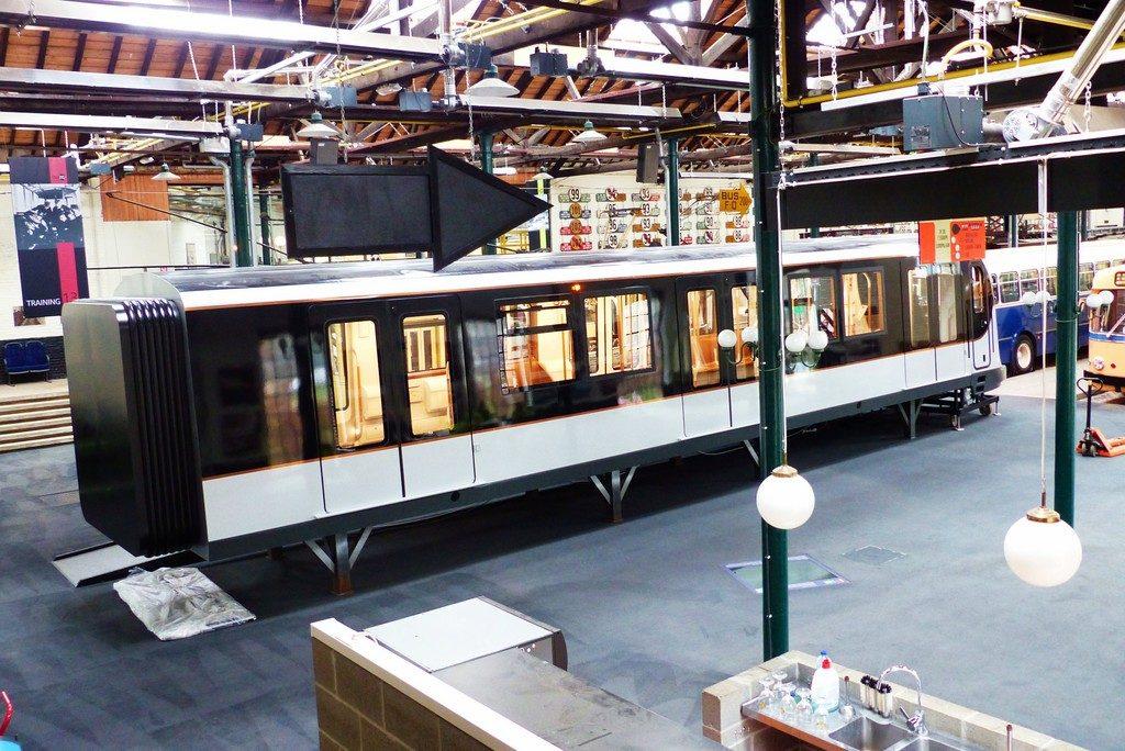 Le nouveau métro M7 au Musée – Musée du Transport Urbain