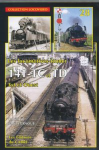 Les Locomotives Tender 141-TC et TD