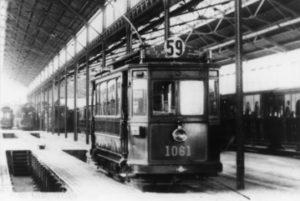 Motrice 1061 (ligne 59)