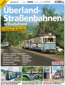 Überland- Strassenbahnen in Deutschland