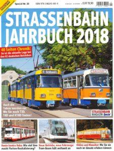 Strassenbahn Jahrbuch 2018