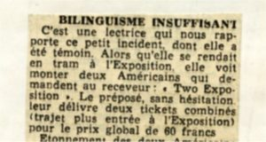 Le Soir - 02/07/1958