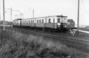 Chemin de fer Bruxelles - Tervuren.