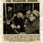 Le Soir - 03/04/1960