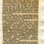 Le Soir - 03/06/1932