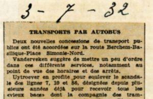 Le Peuple - 03/07/1932