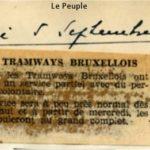 Le Peuple - 05/09/1944