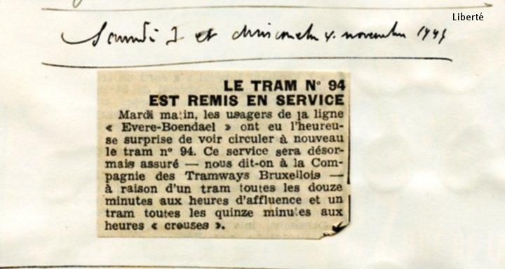 Liberté - 03/11/1945