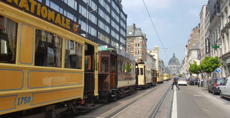 150 ans du tram