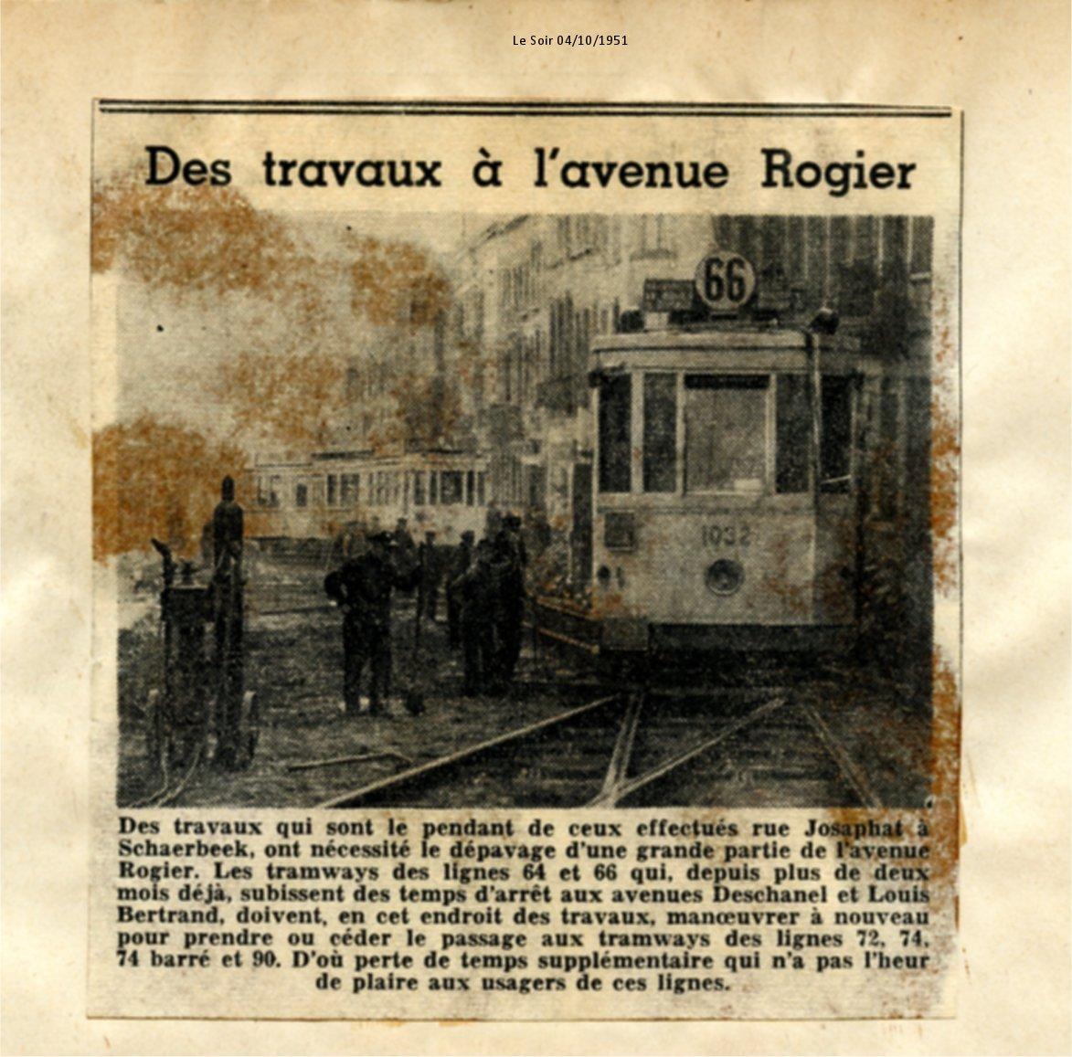 Le Soir - 04/10/1951